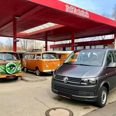 Old Bulli Berlin - Bulli-Verkauf - Bulli kaufen in Berlin - T6 kaufen - T6 Caravelle - LR