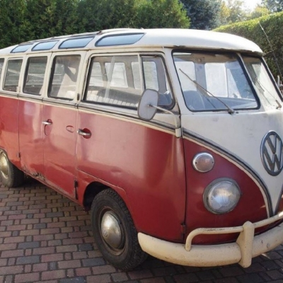 Old Bulli Berlin - VW T1 Samba
