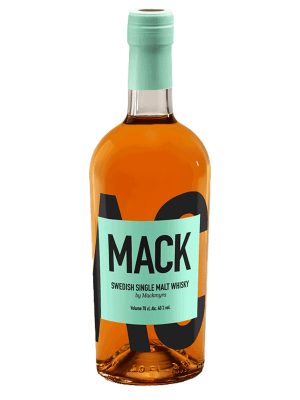 Mack by Mackmyra Single Malt Whisky