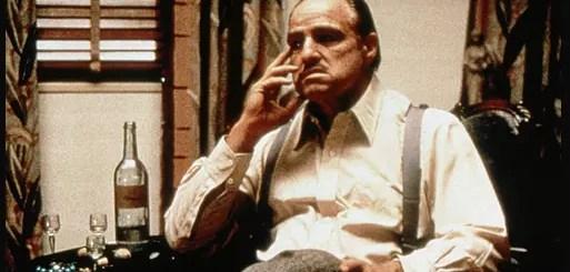 Film noir Ojciec chrzestny