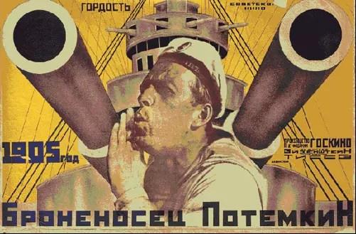 film radziecki Pancernik Potiomkin