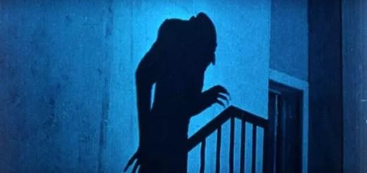 Horror - film Nosferatu