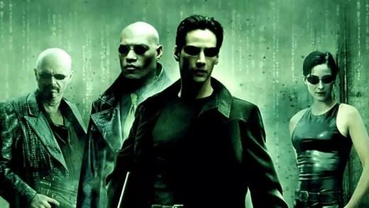 Sf filmy - Matrix