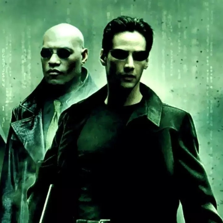 Sf filmy - Matrix