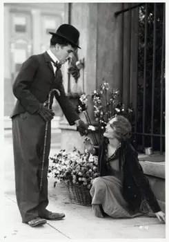 Klasyka kina - Światła wielkiego miasta Charliego Chaplina
