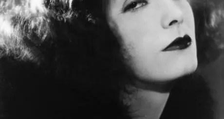 Greta Garbo - aktorki Hollywood