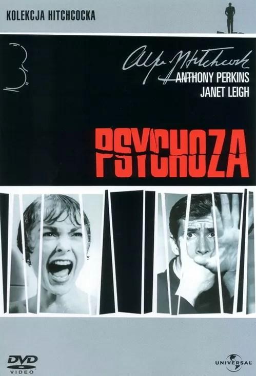 Psychoza Hitchcock