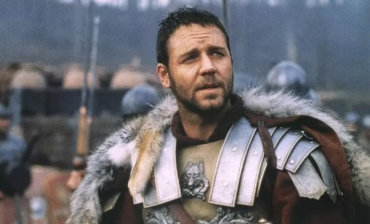 Crowe Russell - filmy - Gladiator