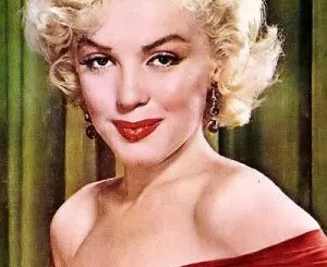 Gwiazdy filmowe - Marilyn Monroe