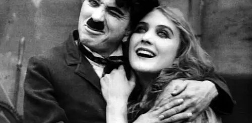Chaplin i kobiety - Edna Pruvience