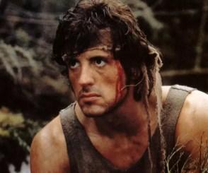 FIlmy akcji - Rambo