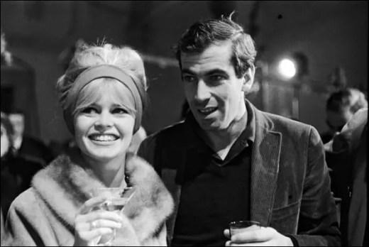 Brigitte Bardot i Roger Vadim