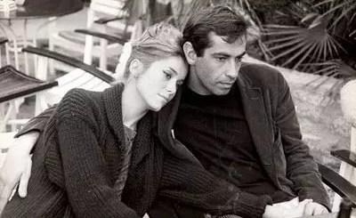 Catherine Deneuve i Roger Vadim