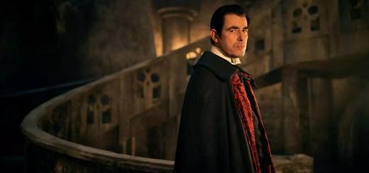 Netflix seriale o wampirach - Drakula