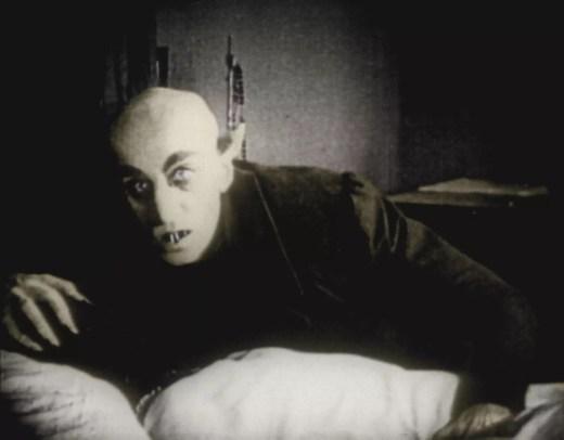 Filmy o wampirch - Nosferatu