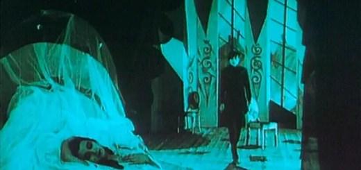 Filmy o snach - Gabinet doktora Caligari