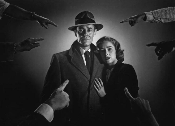 Najsłynniejsze filmy Hitchcocka - Niewłaściwy człowiek