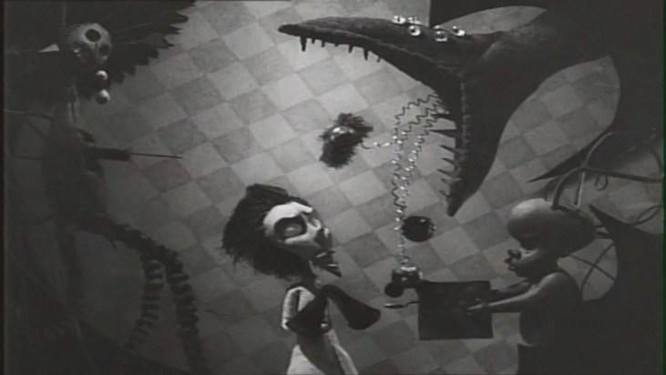Film sf Tima Burtona - Vincent