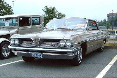 A Picture Review of the Pontiac from 1960 to 1977 1961 Pontiac Ace Wilson s Royal Pontiac Drag Car
