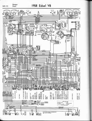 Edsel Wiring Diagrams