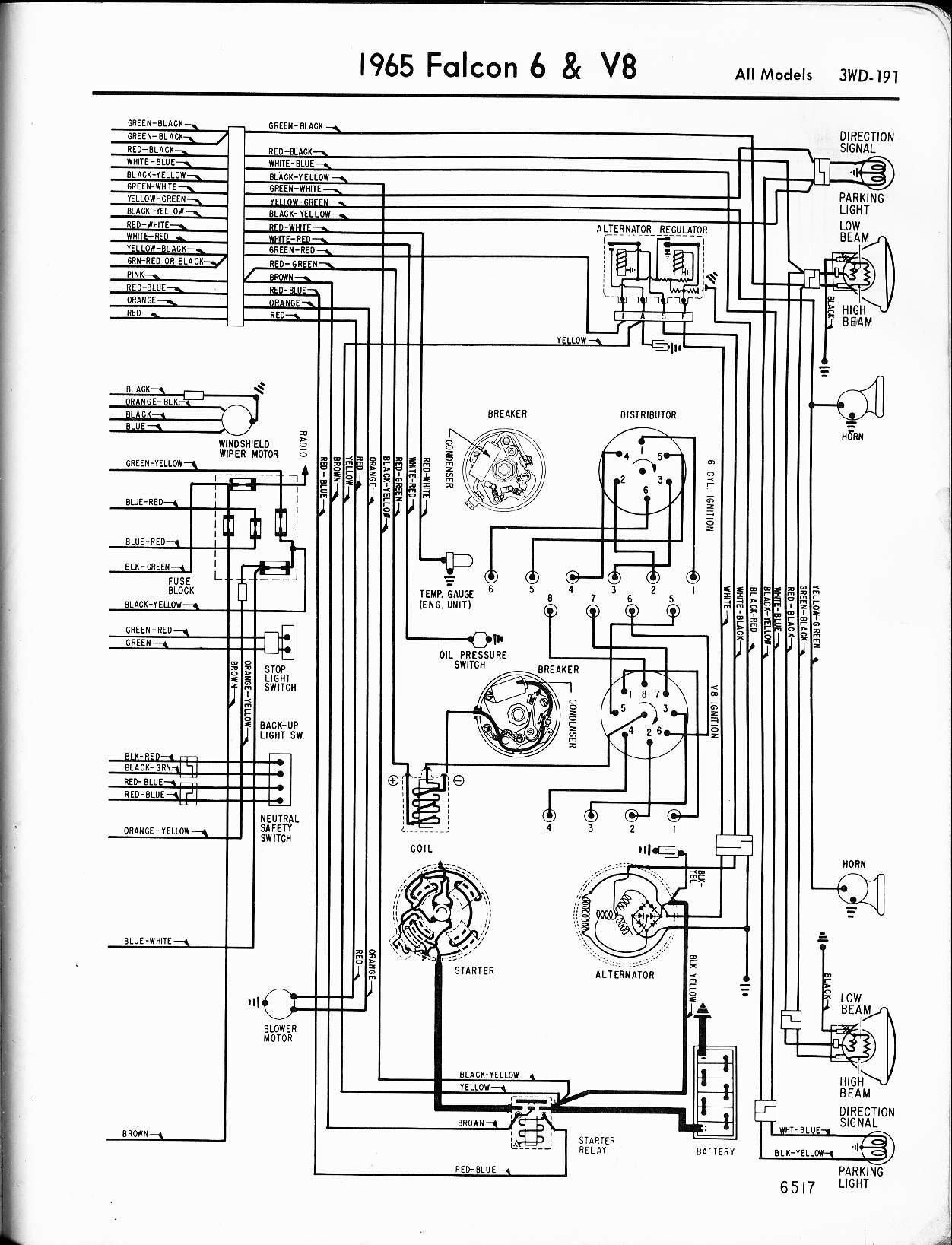 Galaxie Wiring Diagram
