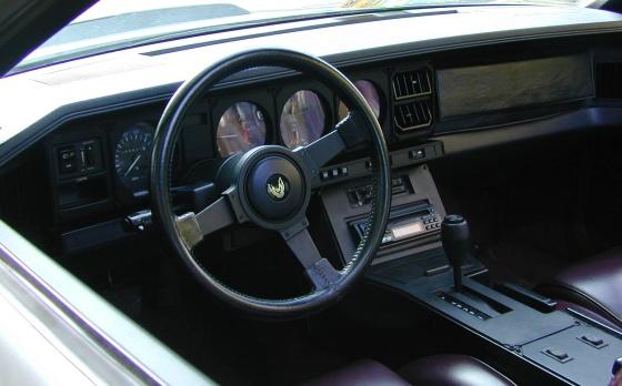 1982 Pontiac Trans Am The Suave Aerodynamic Warrior