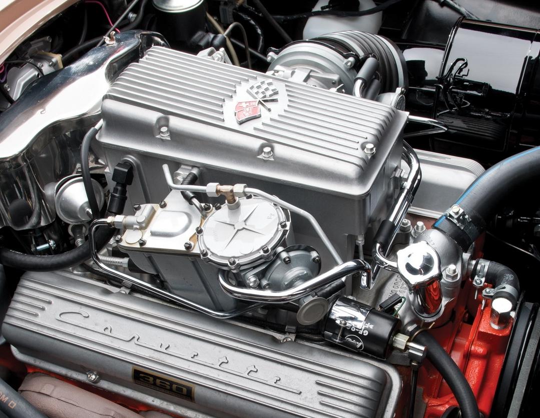 1962 1965 Chevrolet 327 V8 Fuel Injection 3 Old Car Memories