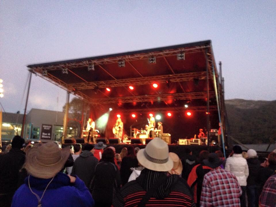 Snowy Mountains Country Music Festival