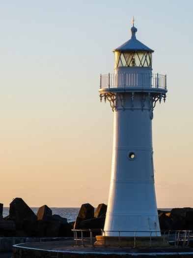 The Little Lighthouse - Wollongong