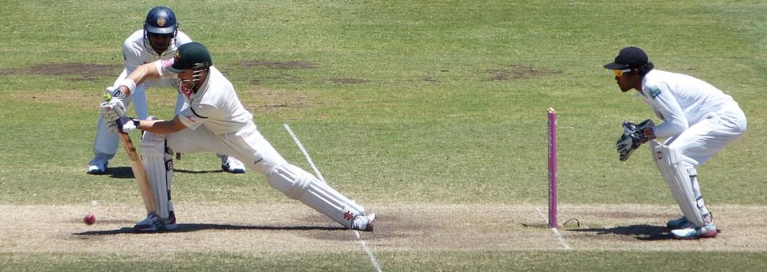 Australlia v Sri Lanka 3