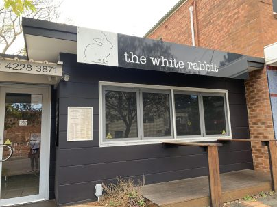 White Rabbit Cafe, Keiraville