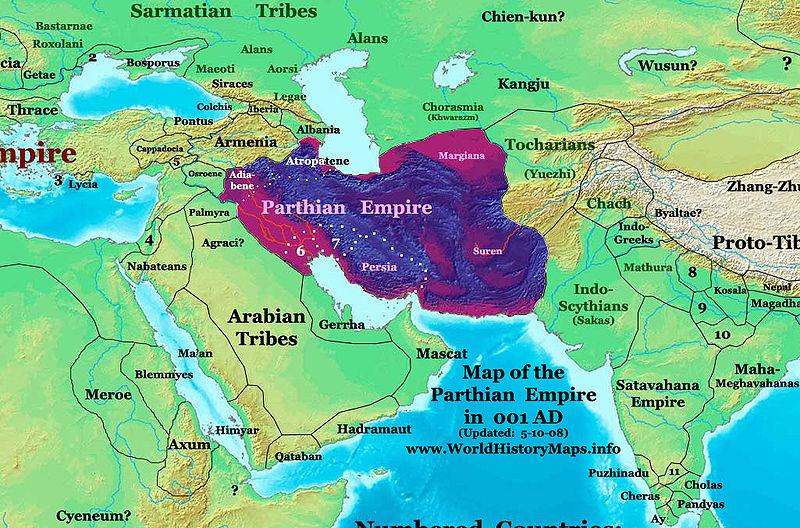 Marco Polo y la Ruta de la Seda (3/6)