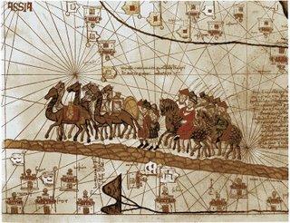 Marco Polo y la Ruta de la Seda (1/6)