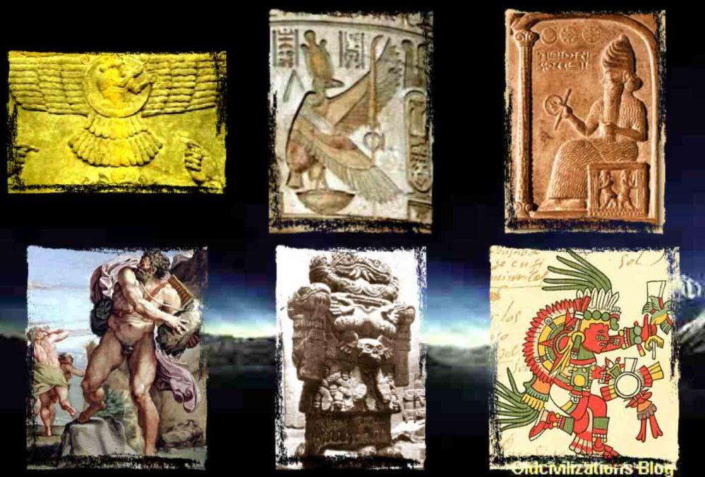 Los Anunnaki y su relación con las leyendas sobre Dragones (3/6)