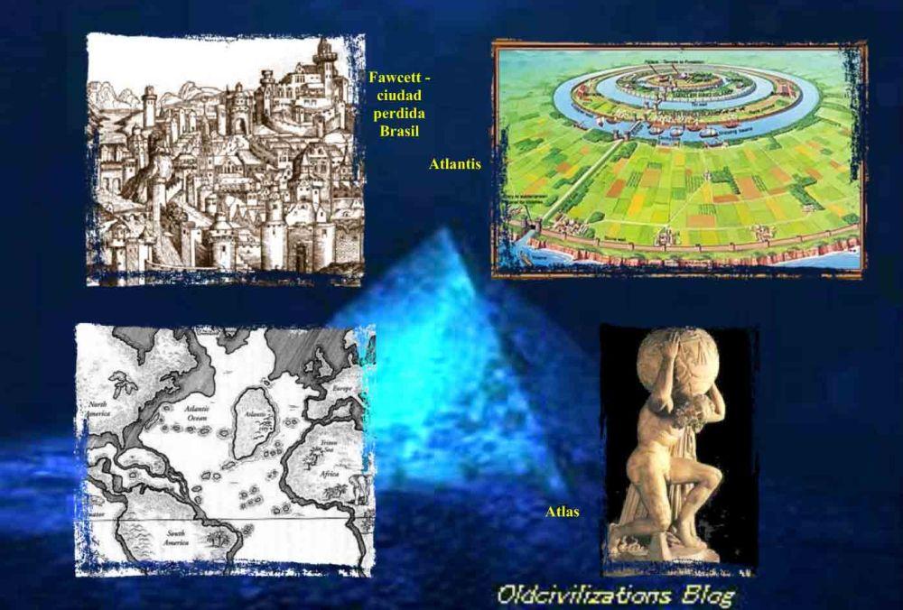 Evidencias de civilizaciones antediluvianas (1/6)