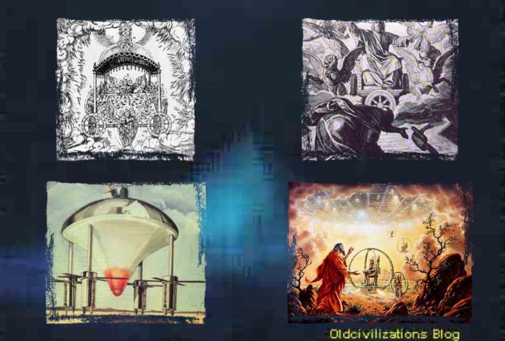 Antiguos pueblos contactados por los dioses y el fenómeno ovni (1/6)