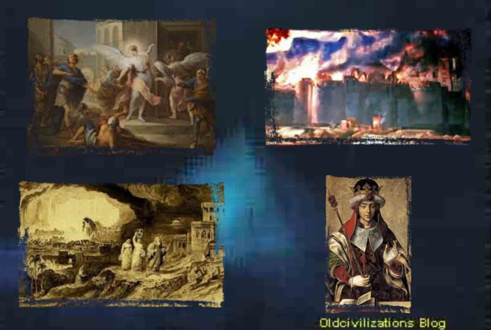 Antiguos pueblos contactados por los dioses y el fenómeno ovni (5/6)