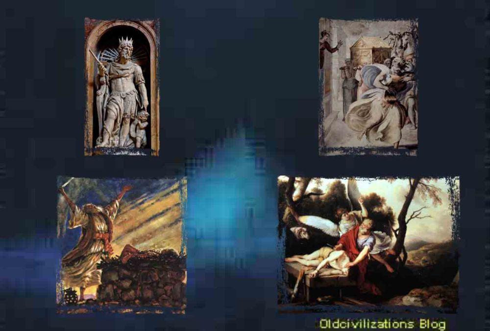 Antiguos pueblos contactados por los dioses y el fenómeno ovni (6/6)