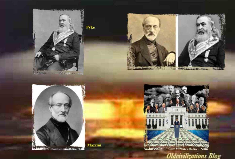 Los Illuminati, ¿están moviendo los hilos de nuestra historia? (2/6)