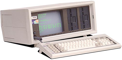 Image result for compaq portable