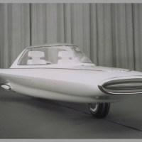 Ford Gyron Concept Car (1961)