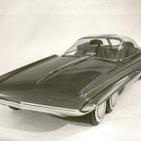 Ford Seattle-Ite XXI Concept Car (1962)