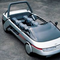 ItalDesign Machimoto (1986)
