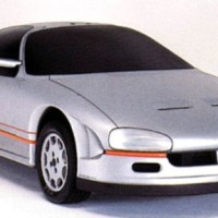 Subaru F-9X (1985)
