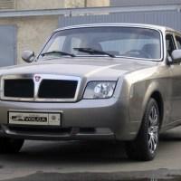 GAZ 3102 Volga (2003)