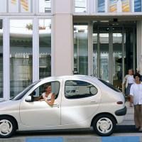 Citroën Berlingo Berline Bulle Concept (1996)