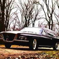 Dodge Flite wing Concept Car (1961)
