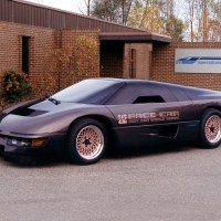 Dodge M4S Turbo Interceptor Pace Car Concept (1981-84)