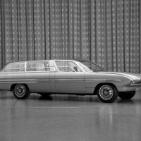 Ford Aurora Concept Car (1964)