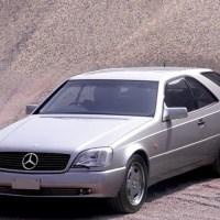 Mercedes-Benz S 500 Shooting Brake (1994)